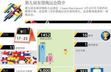图表新闻:第九届东南亚残运会简介