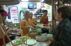 越南传统美食在俄罗斯亮相