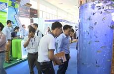 2017越南水产养殖业国际会展在芹苴市正式开幕