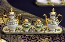 明隆陶瓷亮相APEC——越南陶瓷行业之骄傲