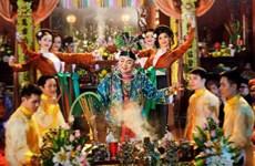阮亚摄影师镜头下的跳神礼仪