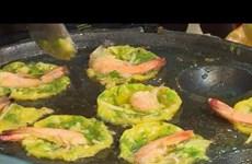 第12届各国美食节  各国食品荟萃