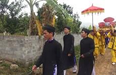 和平省首次举办县级芒成开耕节