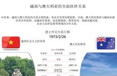 图表新闻:越南与澳大利亚的全面伙伴关系