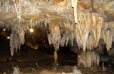 莱州省普桑卡普洞穴群中天堂洞的原始之美(组图)