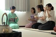 日本茶道颇受越南年轻人的关注