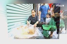 越南人过端午节的传统习俗