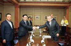 美国重视与越南友好和全面合作关系美国重视与越南友好和全面合作关系