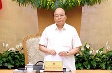 阮春福总理主持召开政府6月份例行会议