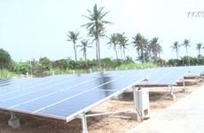 太阳能为李山岛发展注入新动力