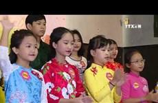 化身讲解员让儿童们更加了解首都文化历史