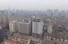 首都河内行政区划调整扩大十年后的新面貌