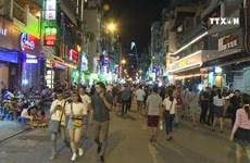 8月份胡志明市消费价格指数同比增长3.51%