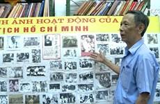 越南老兵建设有关胡志明主席的展览馆