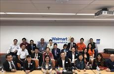 越南企业代表团赴墨西哥寻找商机