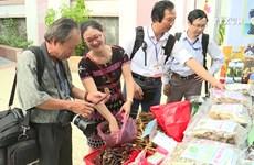 广南省高原集市为扩大农林产品市场带来良机