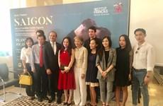 《西贡》戏剧亮相胡志明市舞台