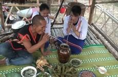 广义省举办丰收节 弘扬戈族传统文化特色