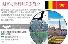 图表新闻:越南与比利时关系简介