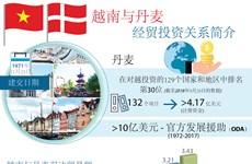 图表新闻:越南与丹麦经贸投资关系简介
