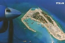 长沙群岛形象出现在春节日历上