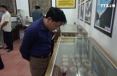 东山时期暨越南历代王朝古董展在宁平省举行