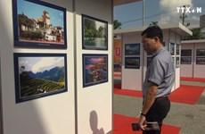 越南各地遗产图片展在宁平省开幕