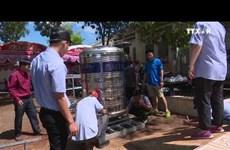 平福省贫困居民有机会用上清洁饮用水