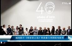 越南影片《寄居者之岛》荣获意大利国际电影奖