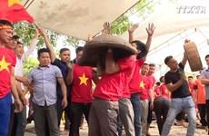 摔泥炮比赛弘扬传统文化遗产价值