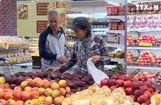 2月份河内居民消费价格指数同比增长3.91%
