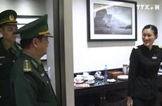 当边防部队成为旅游大使