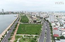 岘港市展开白藤集市和步行街项目