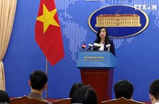 越南要求中国尊重越南对黄沙和长沙两个群岛的主权