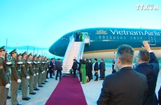 为推动越南与欧洲各国的合作关系注入强劲动力