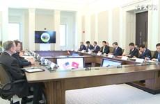 越南公安部与美国内政部加强合作