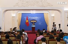 关于阮富仲同志身体健康状况:越南外交部发出声音