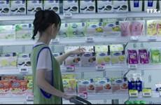 越南乳制品走出国门  远销世界