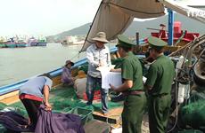 越南渔业不断努力克服IUU黄牌警告