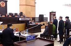 两名原部长和同犯被指控造成国家损失6.59万亿越盾