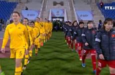 越南国家女足在世界排行榜上上升2位  居第32位