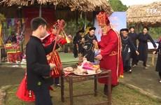 天曲仪式正式成为人类非物质文化遗产