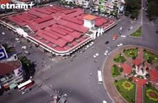 胡志明市槟城市场—胡志明市历史最悠久的集市