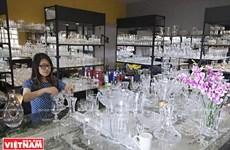 HAS 占领水晶玻璃市场