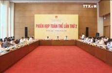 越南国会经济委员会对2016年经济社会发展计划执行情况进行审查