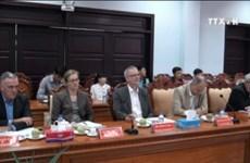 越南西南部事务指导委员会加大国际合作力度