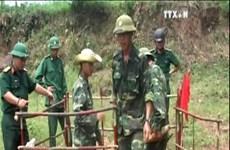 加强国际合作 携手帮助地雷受害者