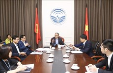 越南将首次主办2020年数码世界会议及展览会