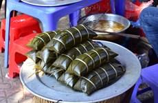 黑色粽子——越南老街省岱族同胞春节饮食文化特色