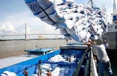 越南继续推动大米出口